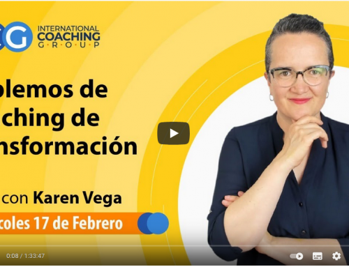 Hablemos de Coaching de Transformación